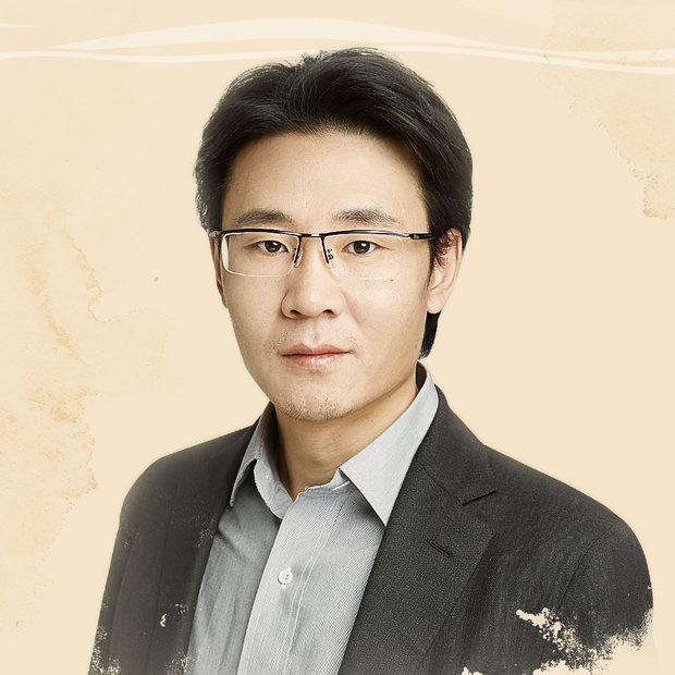 张法中讲中国美术史